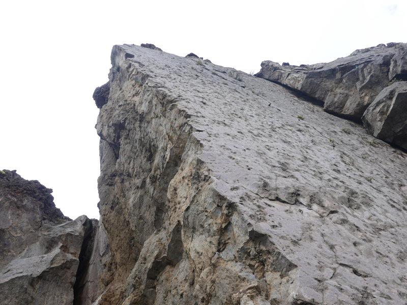 "Rock Climbing Photo: ""El Arête"""