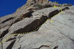 Rock Climbing Photo: Bring Your Brass.