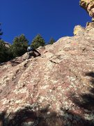 Rock Climbing Photo: Fun scrambling.