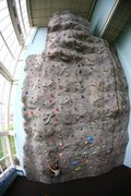 Rock Climbing Photo: overall view of wall.
