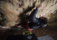 Rock Climbing Photo: Nose Candy