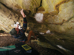 Rock Climbing Photo: Photo Traverse