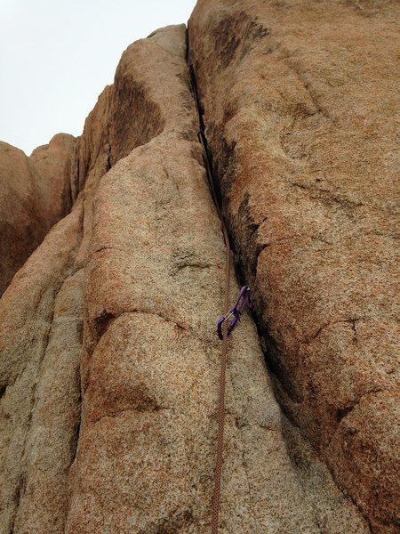Rock Climbing Photo: Beginner's Three