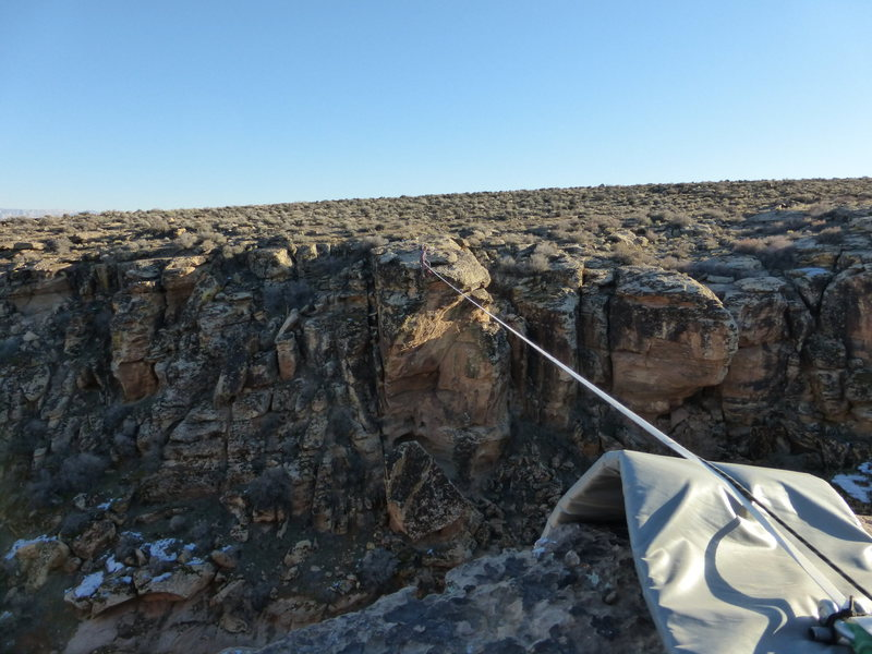 Rock Climbing Photo: 125