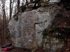 Rock Climbing Photo: Biker Arête area. Be mindful of bikers and hikers...