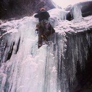 Rock Climbing Photo: 12-23-14.