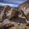 Happy Boulders (Volcanic Tablelands)