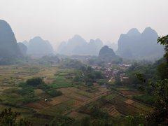 Rock Climbing Photo: More towers...