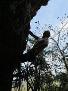 Rock Climbing Photo: Egg.
