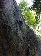 Rock Climbing Photo: Diamond Ledge.