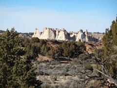 Rock Climbing Photo: Lots of possibilities!