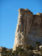Rock Climbing Photo: Given enough time this attached pillar will become...