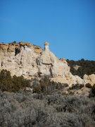 Rock Climbing Photo: Fun walk out here