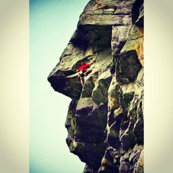Rock Climbing Photo: y2k CCC