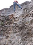 Rock Climbing Photo: Zoe's Wall