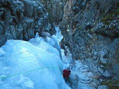 Rock Climbing Photo: Poverty Gulch.