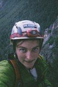 Rock Climbing Photo: Lurking Fear solo - After it all got a bit weird.....