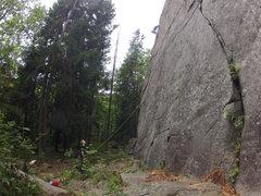 Rock Climbing Photo: Valle, Telemark 2013