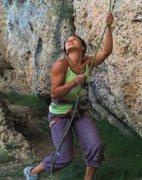 Rock Climbing Photo: Feeding hand grasp