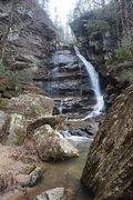 Rock Climbing Photo: Bradley Falls