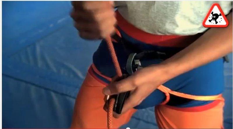How to eventually kill your climbing partner