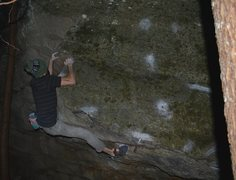 Rock Climbing Photo: Le Tigre