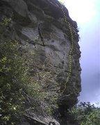 Rock Climbing Photo: Ahh....