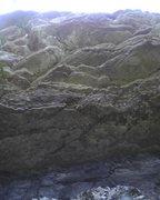 Rock Climbing Photo: Positive.