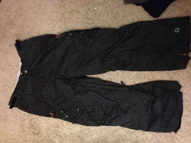 Sepia pants sz Lg
