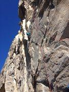 Rock Climbing Photo: Staci Otto on Power Play 510b Riverside Quary