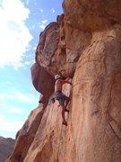 Rock Climbing Photo: Hartman Rocks