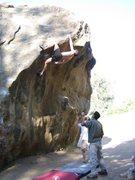 Rock Climbing Photo: Crowd Pleaser