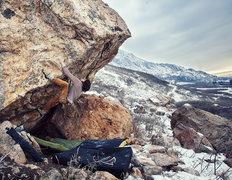 Rock Climbing Photo: Photo Credit: Sarah Brengosz