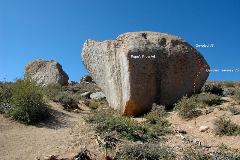 The Mandala Boulder