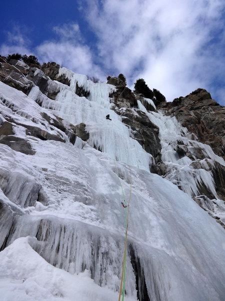 Glenwood Falls
