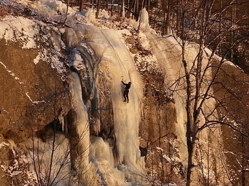Rock Climbing Photo: Photo Courtesy of P.E.R.M.A.