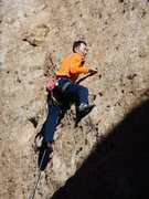 """Rock Climbing Photo: How to best use that odd pocket on """"Leather &..."""