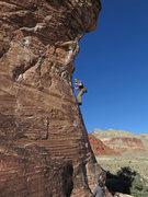 Rock Climbing Photo: Caustic