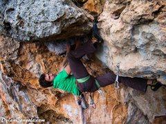 Rock Climbing Photo: Good beta, trust me.