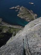 Rock Climbing Photo: Yeah, it is big.