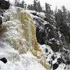 Cascade Falls. 03/01/14.