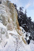 Rock Climbing Photo: Early evening view of Cascade. 01/03/14.