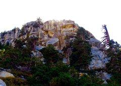 Rock Climbing Photo: Hinterland Buttress.