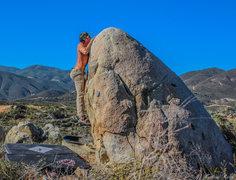 Upper KinderCare/ Harry's Boulder/ Watch Your Back V1