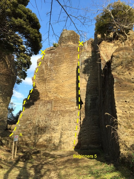 Rock Climbing Photo: Dihedral Wall is just off the trail, past the Budd...