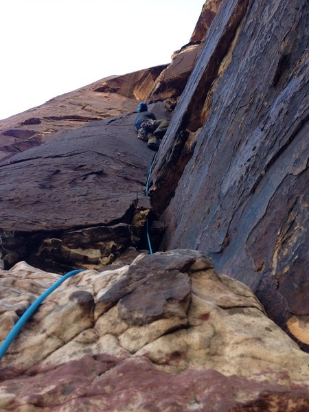 Technically the 2nd pitch of Dark Shadows (5.8), after a very short 1st pitch.
