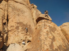 Rock Climbing Photo: Gandy
