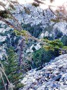 Rock Climbing Photo: Soooo much rock!!! Mucho Alpineering!!!!! :)