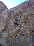 Rock Climbing Photo: Top roping at the rough and readies