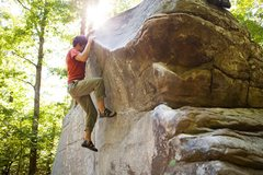 Rock Climbing Photo: The Mollusk